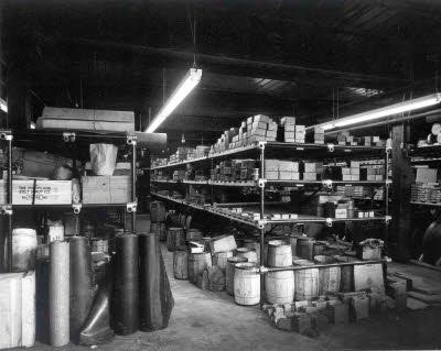 Aluminum Fitting Industrial Racks
